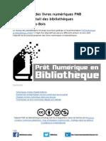 Télécharger des livres numériques depuis le portail des bibliothèques d'Aulnay-sous-Bois