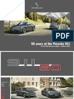 The 911 50th Anniversary Edition – Tradition