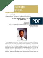 Vanguardismo en Tuntún de Luis Palés Matos