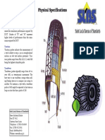 Tyres Specifications
