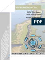 Coastal Protection and Sea Level Rise. The role of spatial planning and sediment in coastal risk management. 2010.