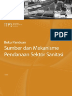 1.Buku Panduan Sumber dan Mekanisme Pendanaan Sektor Sanitasi_(2010)