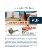 Labour Laws in India - The -Laws