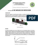 Lab 2 - Diseño de Molde de Inyeccion