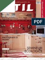 Domus Util ~ 09 decembrie - 10 ianuarie
