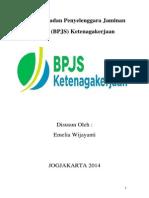 Progam BPJS Ketenagakerjaan Lia Wie