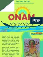 Onam – Festival in Kerala – Mocomi.com