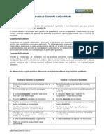 Dicas PMP - Garantia_vs_Controle