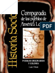 Luis Vitale - Historia Comparada de Los Pueblos de America Latina Tomo 01 Pueblos Originarios y Colonia