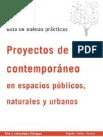 guia de buenas prácticas - ESPACIOS PÚBLICOS NATURALES Y URBANOS