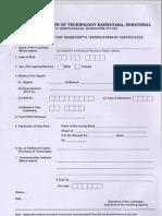 Transcripts&Verification