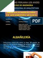 Albañileria Armada (EXPO)
