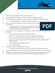 Teacher Instructions Word Cloud Handout 1