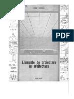Elemente de Proiectare in Arh. - Zyegmunt Mieszkowski