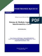 Willian Lima - Sistema de Medição Angular Por Interferometria a Laser