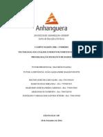 ATPS - Programação Em Banco de Dados