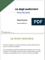 Semiotica Audiovisivi Seconda Lezione