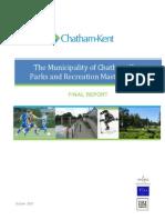 CK Parks & Rec Master Plan