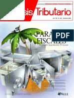 Paraisos Fiscales, Segun Legislacion Peruana