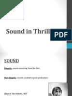 L3a- Sound in Thrillers