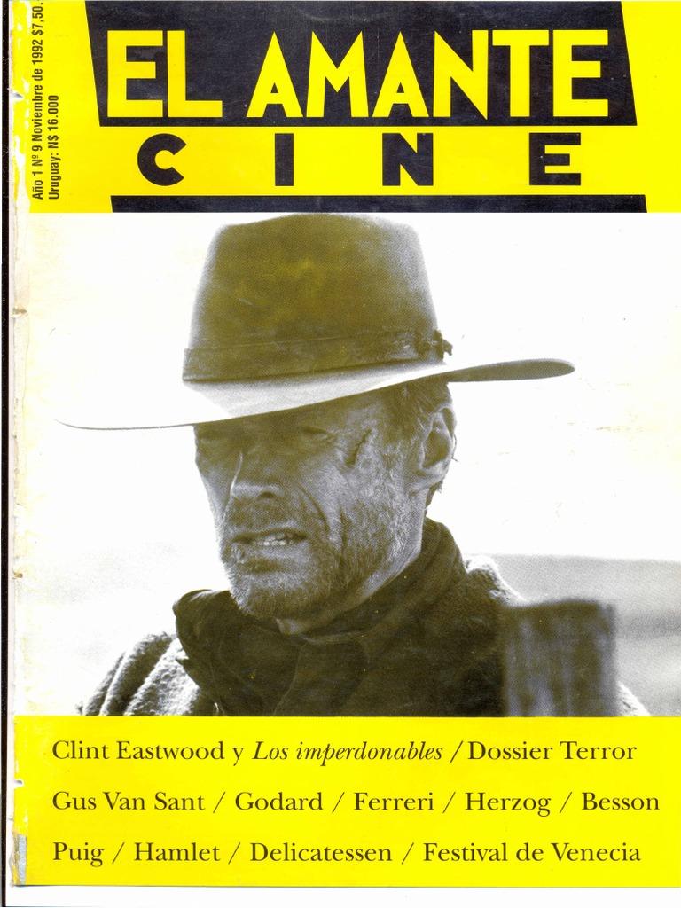 Nº 9 Revista El Amante Cine