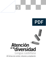 Atención a La Diversidad_Lengua Castellana_5º de Primaria