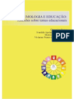 Livro Epistemologia e Educao PDF 2