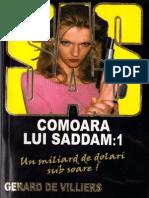 238972271 Gerard de Villiers Comoara Lui Saddam Vol 1 Ibuc Info