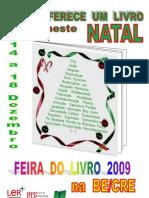 Cartaz Da Feira Do Livro - 2009