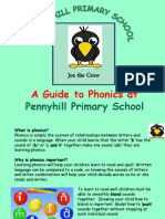 phonics booklet for parents 2013
