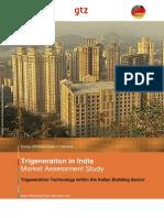 En Study Trigeneration in India