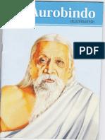 Sri Aurobindo Short Biography - Illustration