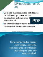 Accidentes Por Electricidad