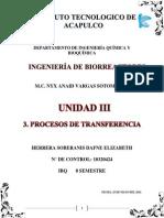 Unidad 3 Ingeniería de Biorreactores
