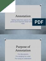 annotation pp