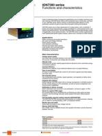 Manual ION 7300