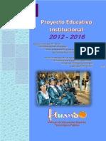 proyectoeducativoinstitucionaldeinstitutosuperiortecnologicohuando-140212125934-phpapp01