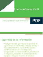 Resumen Seguridad de La Informacion