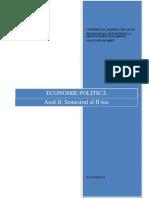 Economie Politica Unitatea I Dorin