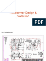 transformer design and protection