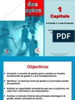 Gestao Das Organizacoes CAP 1