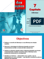 Gestao Das Organizacoes CAP 7