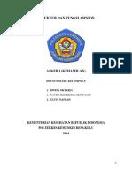 k. 8struktur Dan Fungsi Amnion