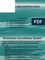 Brucellosis MCI and BRT Surveillance.ppt