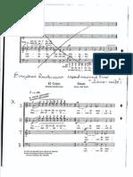 Einojuhani Rautavaara- El Grito Da Lorca-Suite