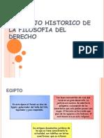 Bosquejo Historico de La Filosofia Del Derecho 1