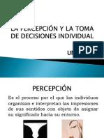 Unidad v - Percepcion - 12 de Septiembre de 2014