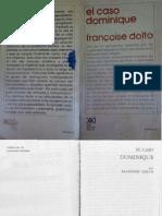 El Caso Dominique [Françoise Dolto]