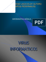 Clase03 Virus Informaticos