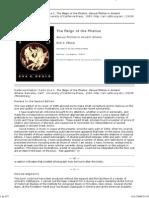 Eva C. Keuls the Reign of the Phallus Sexual Politics in Ancient Athens 1993